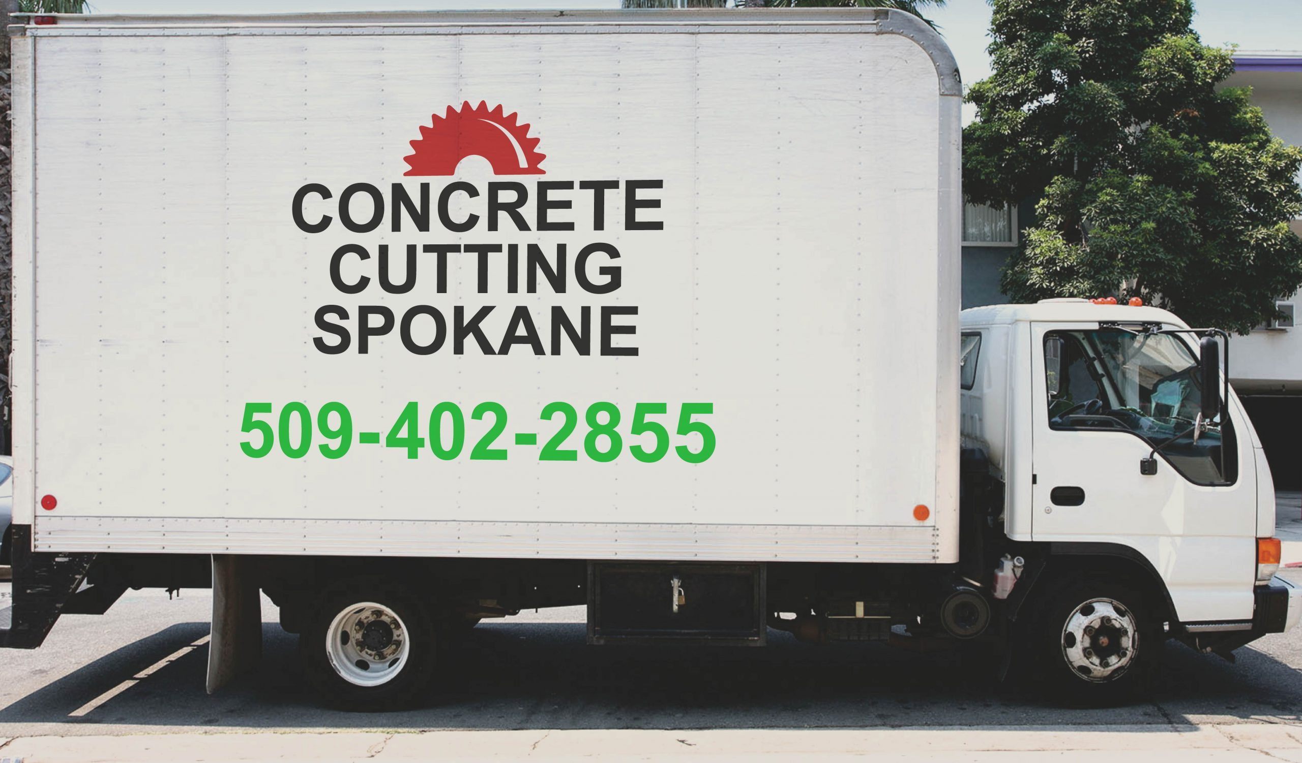 spokane concrete cutting